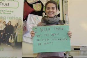 What one Italian participant thought!