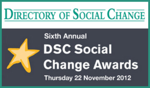 Social Change Awards 2012