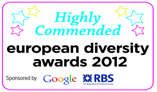European Diversity Awards 2012