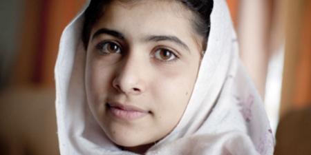 Inspiration from Malala