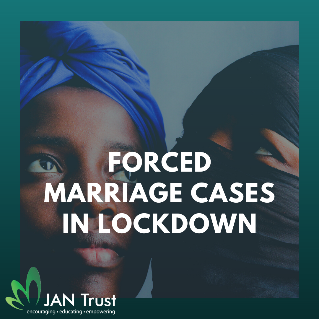 "Forced marriage is already a ""hidden crime"" – now the pandemic is making it even more invisible"