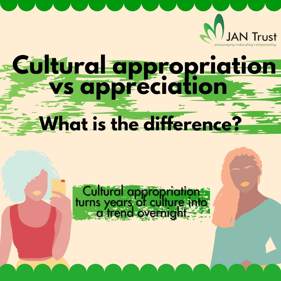 Cultural appropriation vs appreciation – What is the difference?