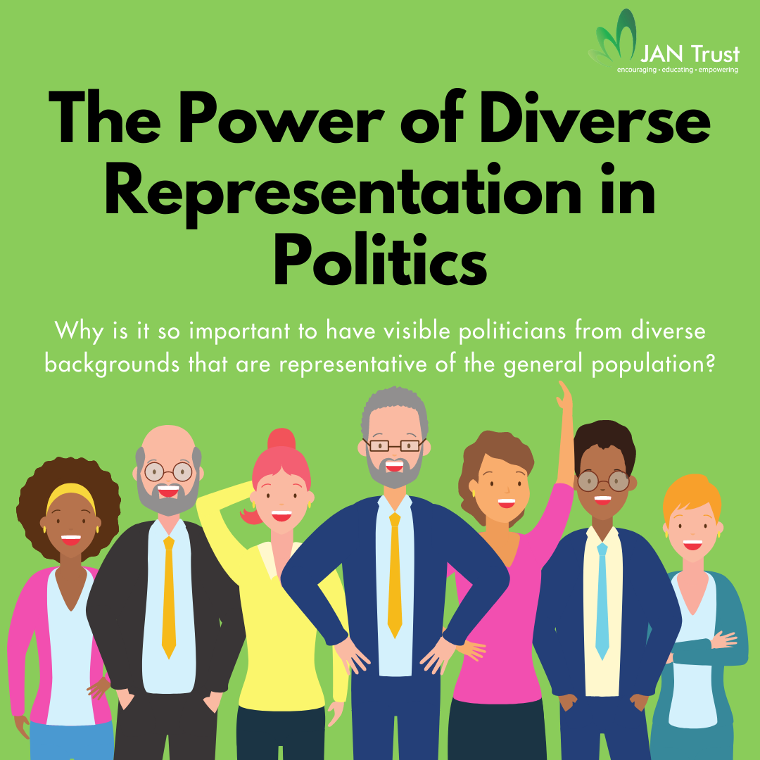 The Power of Diverse Representation in Politics