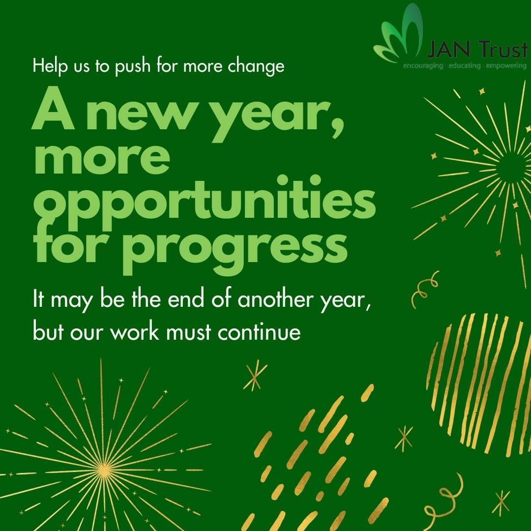 A new year, more opportunities for progress