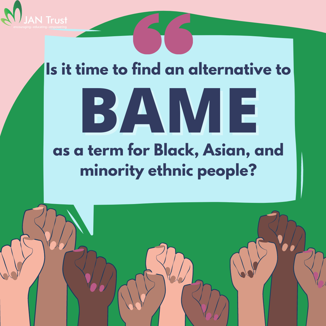 Is it time to find an alternative to the term BAME?
