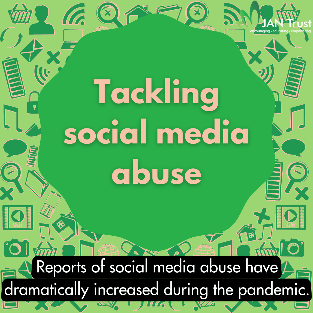 Tackling abuse on social media