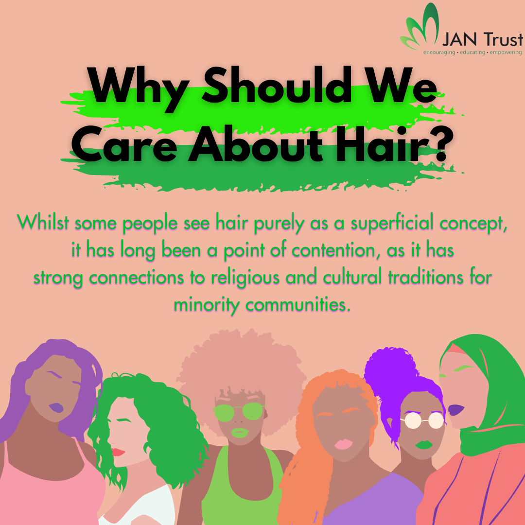 Why should we care about hair?