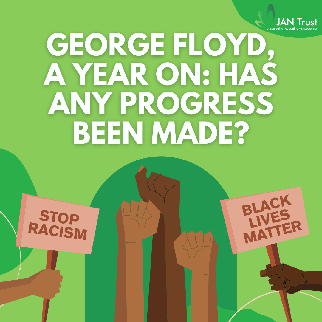 George Floyd, a year on: has any progress been made?