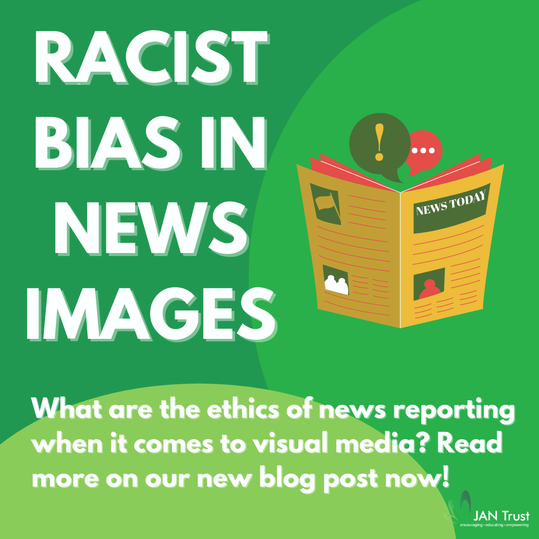 Informational Images: Racial Bias in Photojournalism