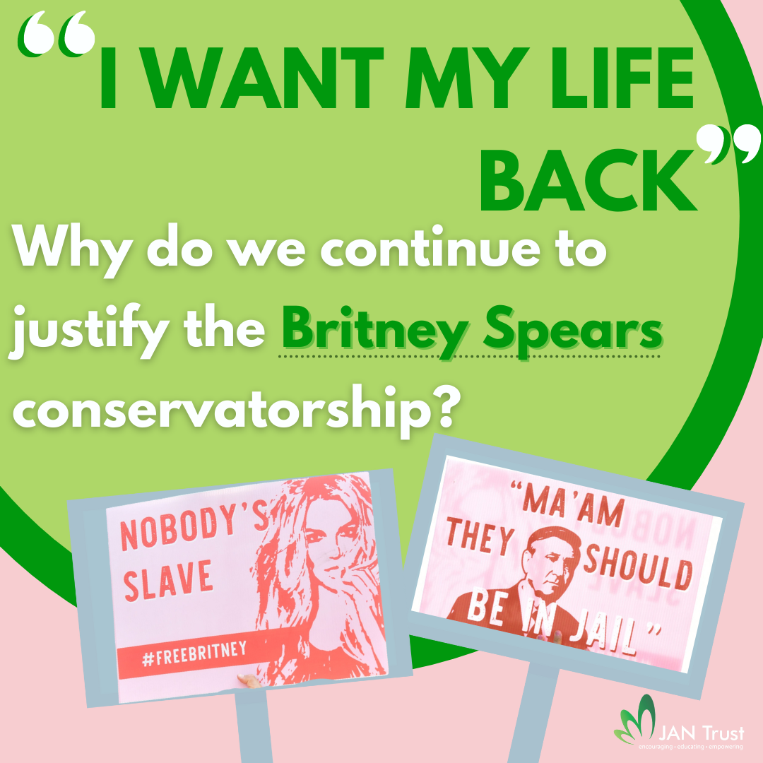 """""""I want my life back"""": Why do we continue to justify the Britney Spears conservatorship?"""