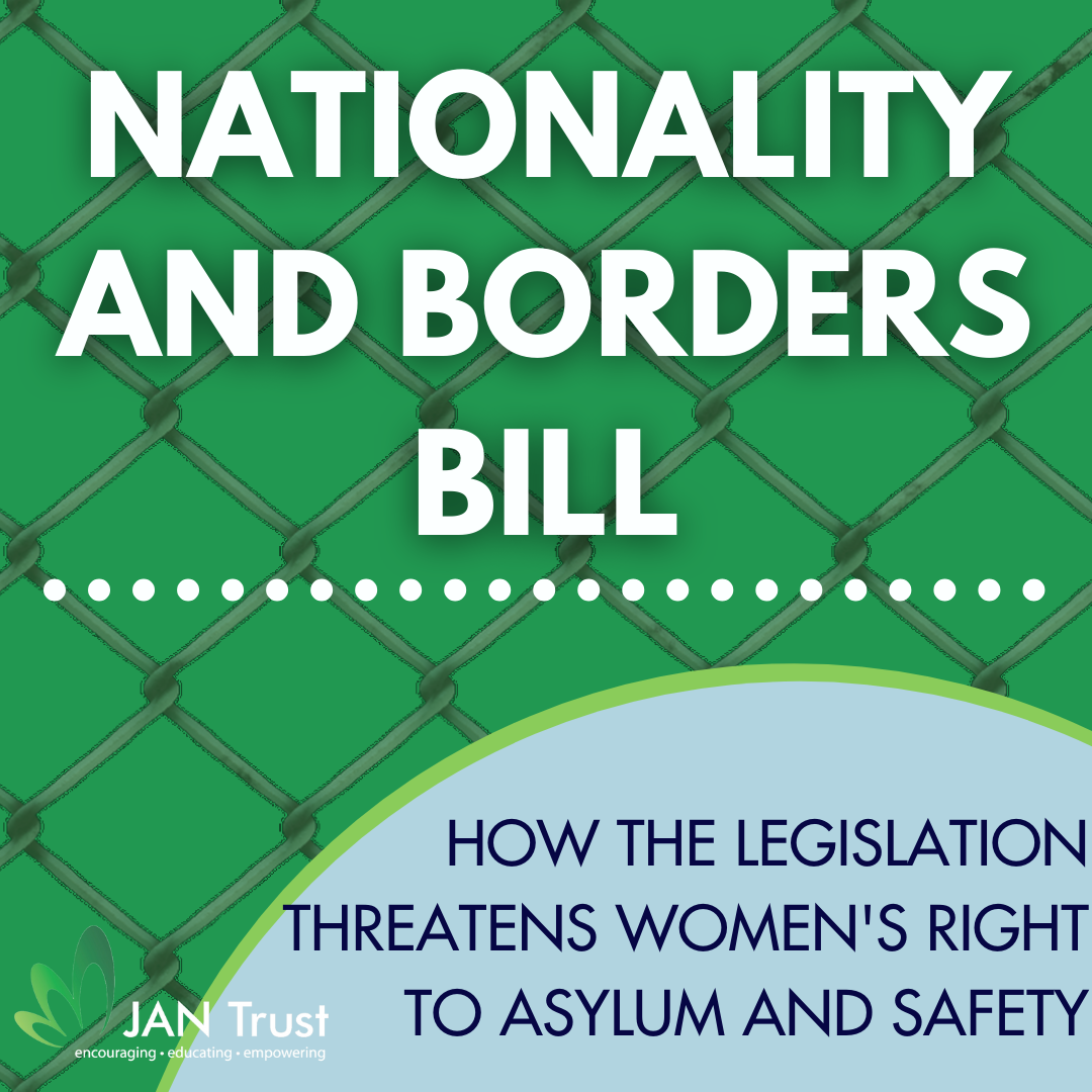 The Nationality and Borders Bill: A gendered issue