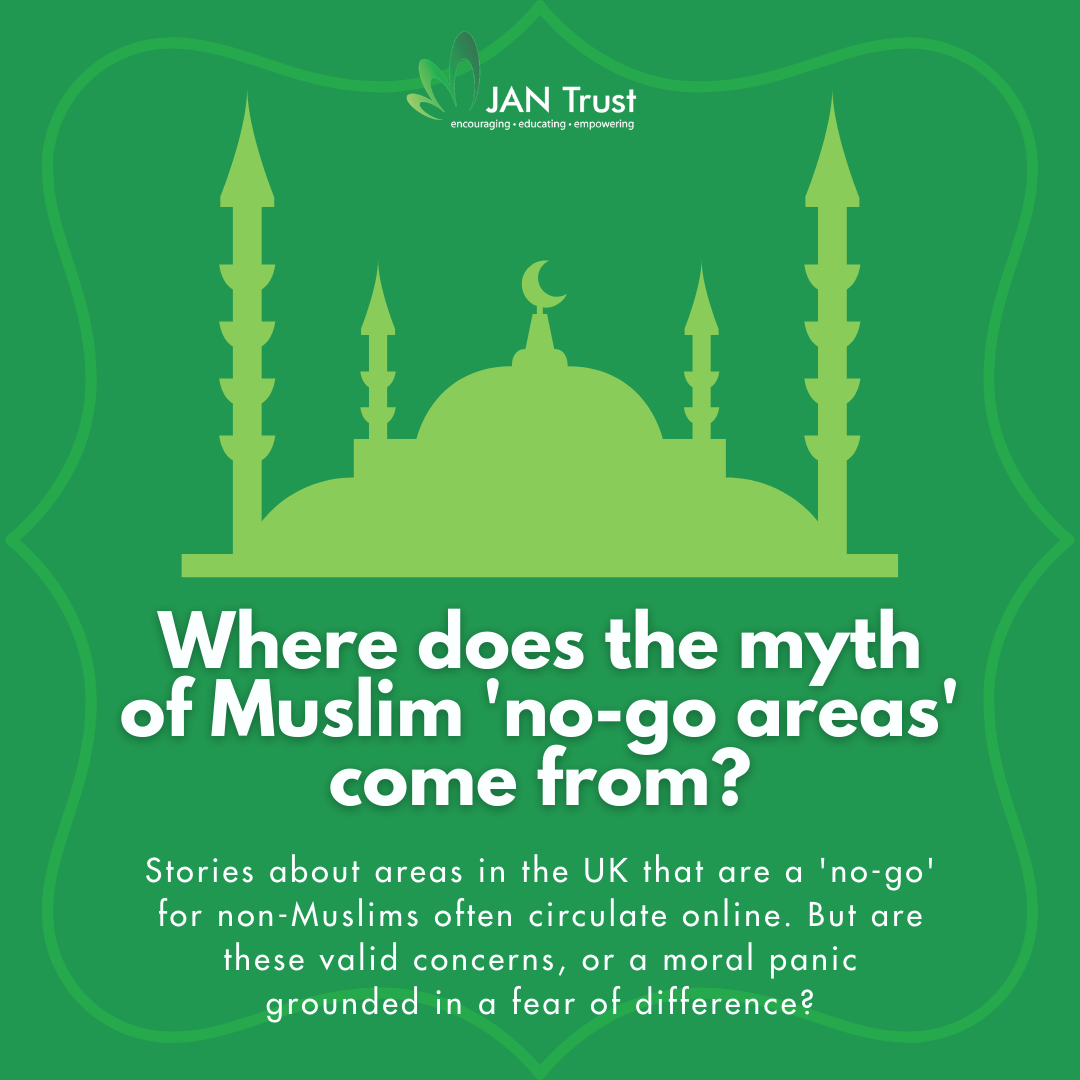 Where does the myth of Muslim 'no-go areas' come from?