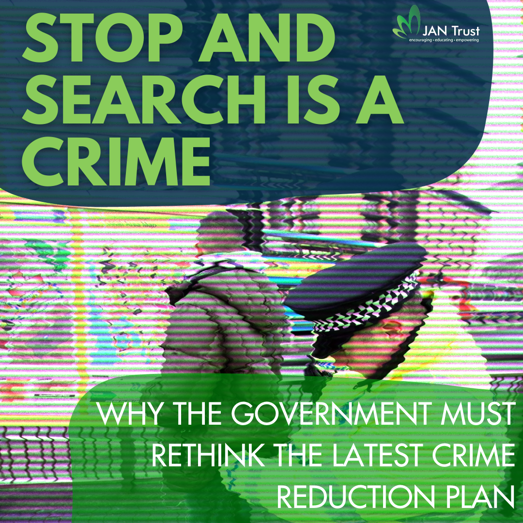 Stop and search is a crime: Why the government must rethink the latest crime reduction plan