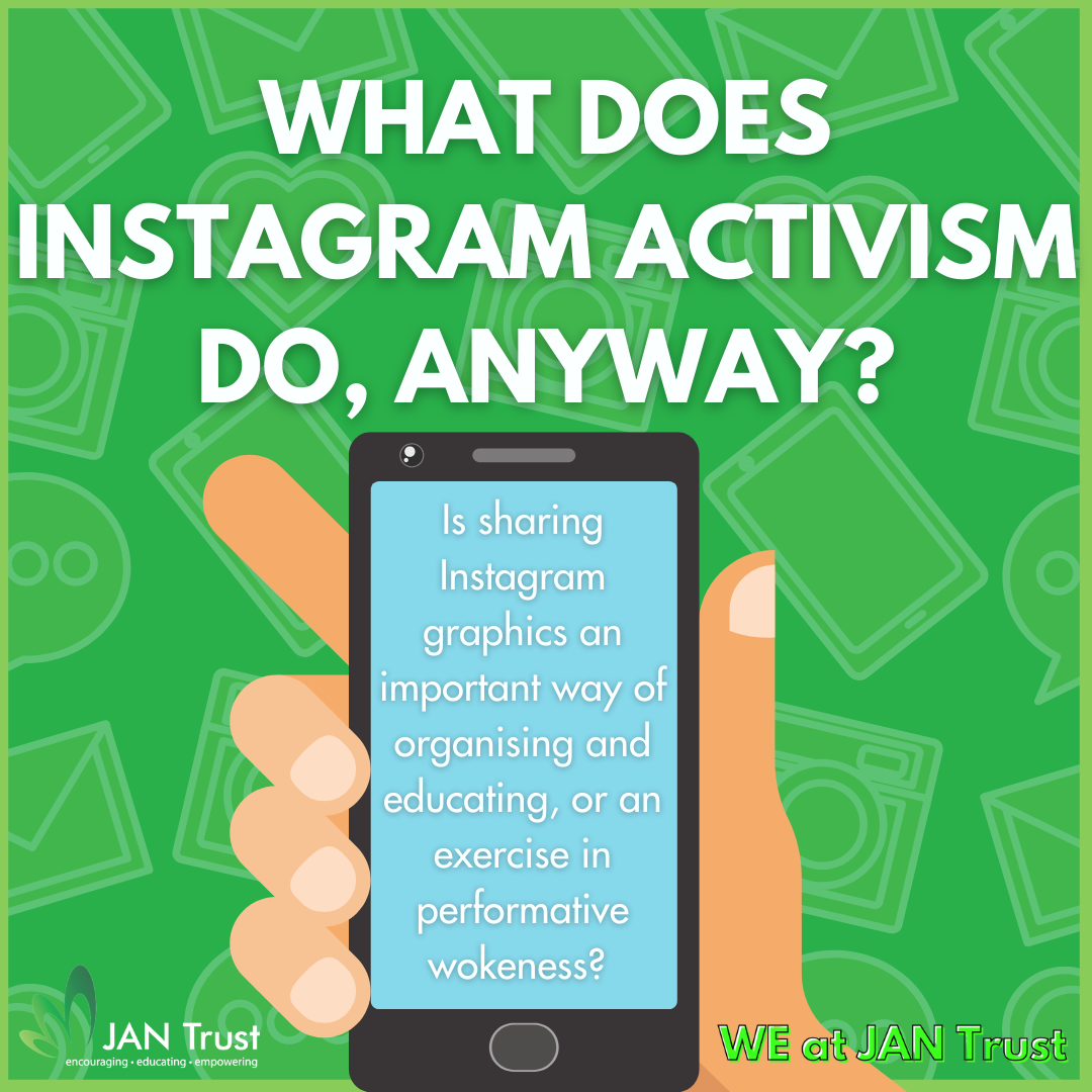 What does Instagram activism do, anyway?
