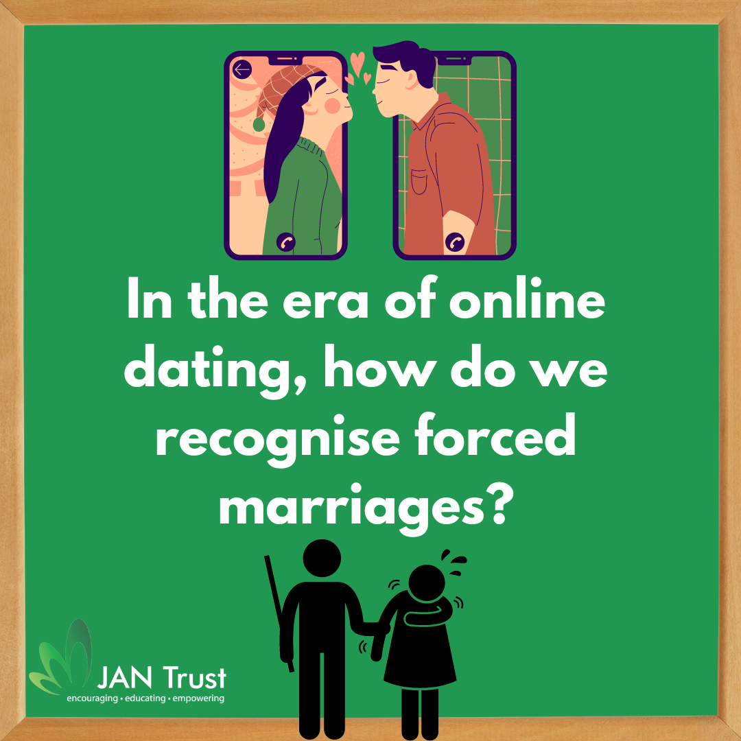 In The Era Of Online Dating, How Do We Recognise Forced Marriages?